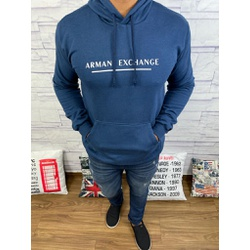 Blusa de Frio Armani Marinho - bfar08 - Out in Store