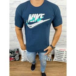 Camiseta Nik Azul Escuro - Shopgrife
