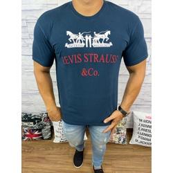 Camisetas Levi's Marinho - CLES38 - Queiroz Distribuidora Multimarcas