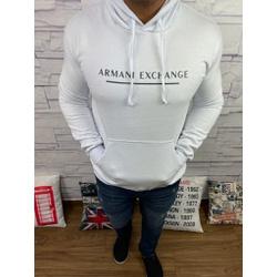 Blusa de Frio Armani Branco - bfar09 - Out in Store