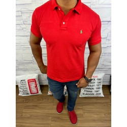 Polo RL Vermelho - PRL063 - Out in Store