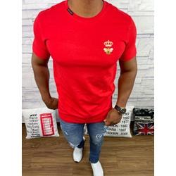 Camiseta Dolce G Vermelho - CDG78 - Out in Store