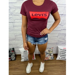 Camisetas Fem Levi's⭐ - CFLV01 - DROPA AQUI