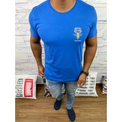 Camiseta Dolce g Azul Aberto - CDG53 - RP IMPORTS