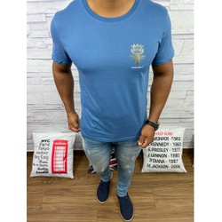 Camiseta Dolce G Azul Cinzento - CDG52 - Out in Store