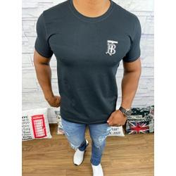Camiseta Burberry Preto - BBR49 - DROPA AQUI
