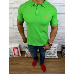Polo RL Verde Vivo - PRL061 - Out in Store