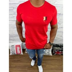Camiseta Burberry Vermelho - BBR52 - DROPA AQUI