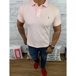 Polo RL Rosa Bebe - PRL062 - Out in Store