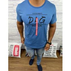 Camiseta Dolce G Azul⭐ - Shopgrife