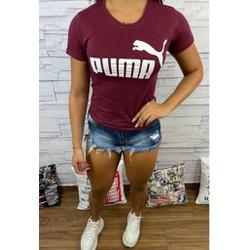 Camisetas Fem Puma ⭐ - CFPM06 - DROPA AQUI
