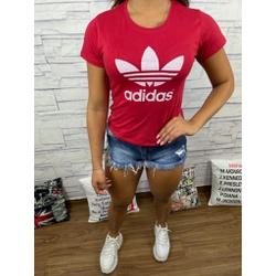 Camiseta Fem Adid⭐ - CFAD05 - DROPA AQUI
