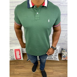 Polo RL Verde Escuro - PRL049 - RP IMPORTS