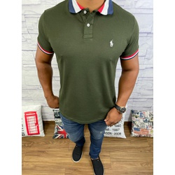 Polo RL Verde Musgo - PRL048 - RP IMPORTS