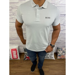 Polo HB Cinza Claro - PHBS40 - Out in Store