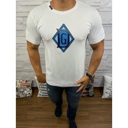Camiseta Dolce g Branco - CDG69 - RP IMPORTS