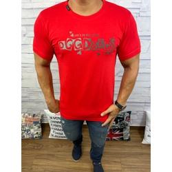 Camiseta Dolce G Vermelho - CDG66 - Out in Store