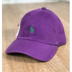 Boné RL Roxo - BERL71 - Out in Store