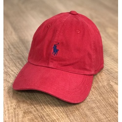Boné RL Vermelho Fosco - BERL96 - Out in Store