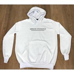 Blusa de Frio Armani Branco - Shopgrife