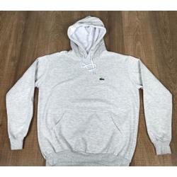 Blusa de Frio Lct Cinza claro Riscado - Shopgrife
