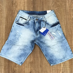 Bermuda Jeans CK⭐ - BJCK97 - DROPA AQUI
