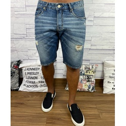 Bermuda Jeans Lct - BJLCT09 - Out in Store