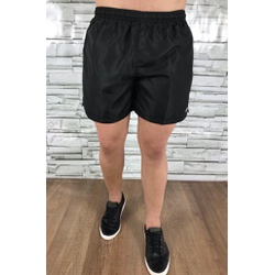 Bermuda Short Lct preto - BPLT48 - Out in Store