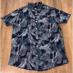 Camisa Manga Curta rv⭐ - CA050 - BARAOMULTIMARCAS
