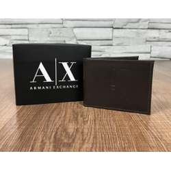 Carteira Armani Conforte Café - CAAX022 - Out in Store