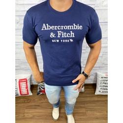Camiseta Abercrombrie Azul Marinho - CABR143 - RP IMPORTS