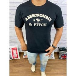 Camiseta Abercrombrie Preto - CABR149 - RP IMPORTS
