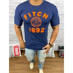 Camiseta Abercrombrie Marinho - CABR150 - RP IMPORTS