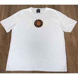 Camiseta Abercrombrie Branco - CABR155 - DROPA AQUI