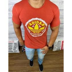Camiseta Adid Laranja⭐ - CADD58 - Out in Store