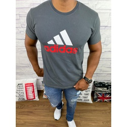 Camiseta Adid Cinza Escuro - CADD60 - Out in Store