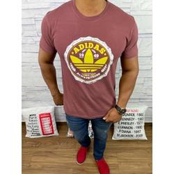 Camiseta Adid Bordô - CADD66 - Out in Store