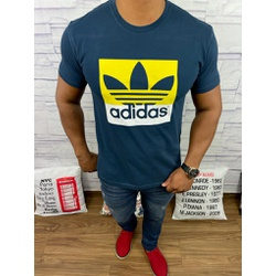 Camiseta Adid Azul Marinho - CADD67 - Out in Store