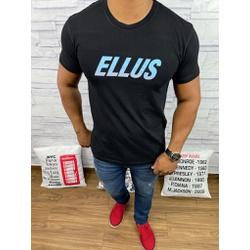 Camiseta Ellus Preto - camel31 - Out in Store