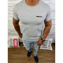 Camiseta Prada Cinza Claro DFC - CAPRD06 - Out in Store