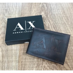Carteira Armani Café - CAX015 - Out in Store