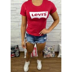 Camisetas Fem Levi's⭐ - CFLV06 - DROPA AQUI