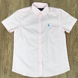 Camisa Infantil Manga Curta RL - CINF95 - RP IMPORTS