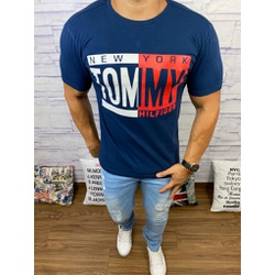 Camiseta TH Marinho - CITH172 - Out in Store
