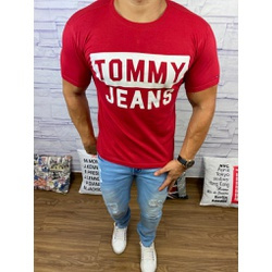 Camiseta TH Vermelho - CITH177 - Out in Store