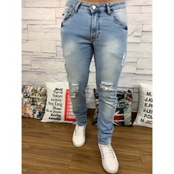 Calça Jeans Dgraud - CJDG10 - Out in Store