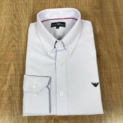 Camisa Manga Longa Armani Lilas - CMLAX35 - RP IMPORTS