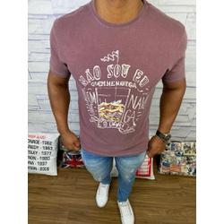 Camiseta Rsv Bordô⭐ - CMTRV44 - RP IMPORTS