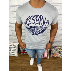 Camiseta Rsv Cinza Claro⭐ - CMTRV46 - RP IMPORTS