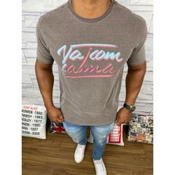 Camiseta Rsv Marrom⭐ - CMTRV47 - RP IMPORTS